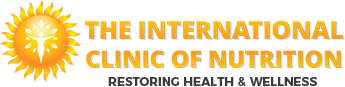 The International Clinic of Nutrition – Restoring Health & Wellness Logo